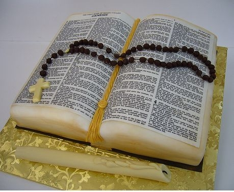 Bible cake with necklace.JPG.jpeg